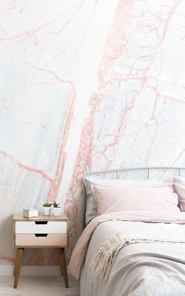 Bedroom Wallpaper Ideas : Create a clean and modern girls bedroom ...