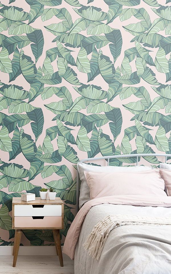 Bedroom Wallpaper Ideas : Create a wonderfully cute bedroom with ...