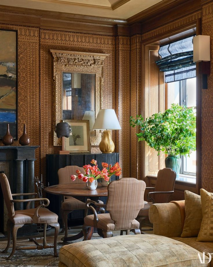 Habitually Chic® » The Chicest Apartment By Michael S. Smith