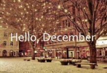 hello december wallpaper - Google zoeken