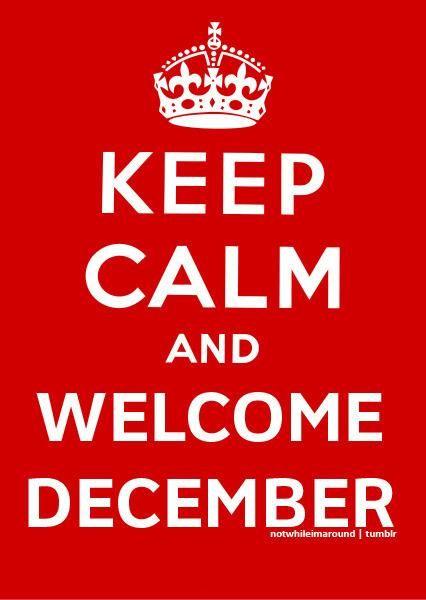 Hello , December!