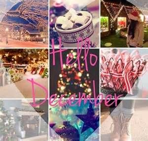 Hello December :)