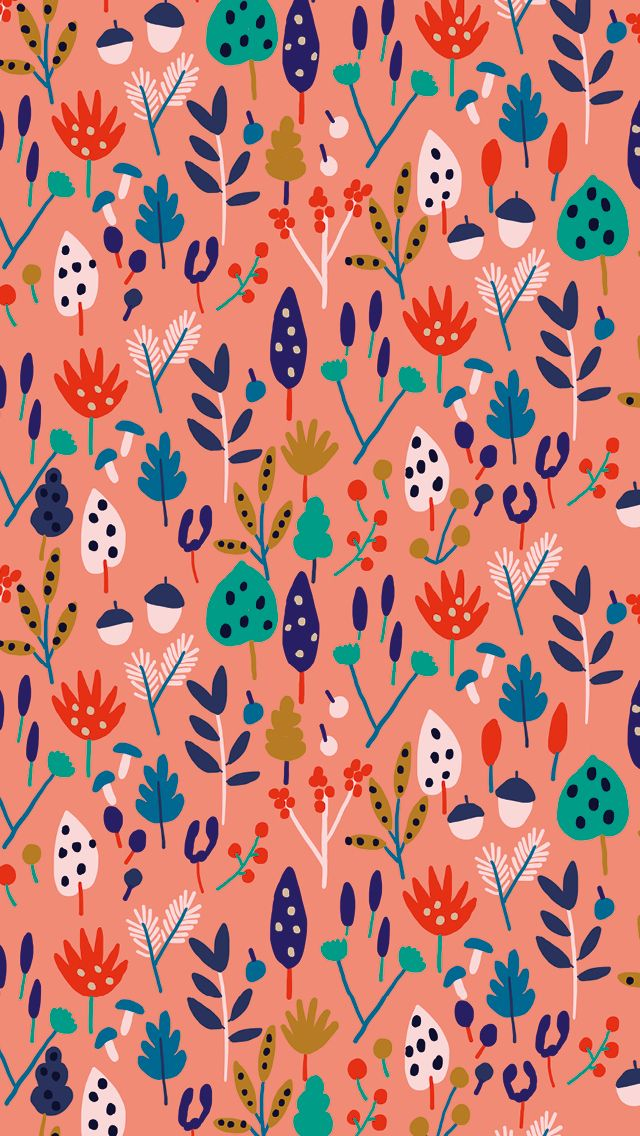 This lovely phone autumnal background is by the talented Jennifer Bouron. Click ...