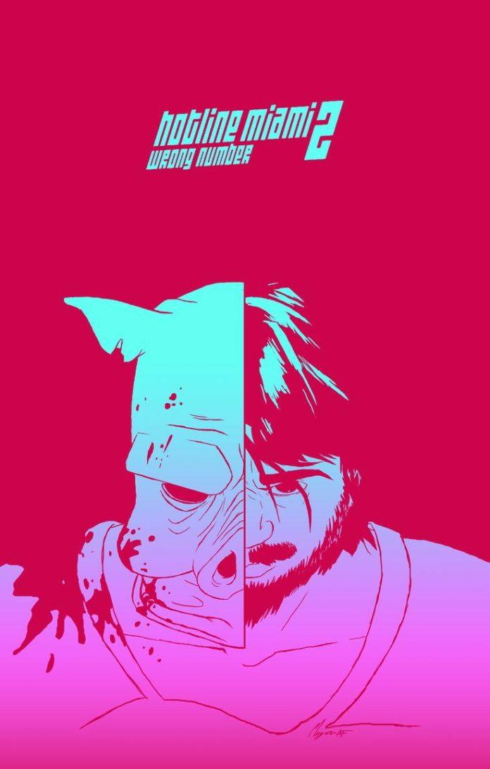 The Pig Butcher - Hotline Miami 2 by Morganicism.devia... on @DeviantArt