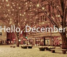 .•❤•. Hello December .•❤•.