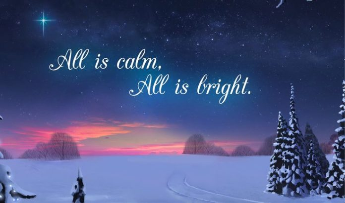 All is Calm & Bright...Trending For The Christmas Season...