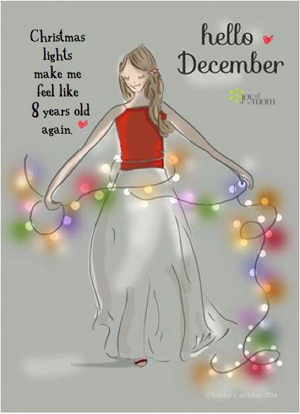 Christmas lights make me feel like 8 years old again ♥ #christmas #holidays #d...
