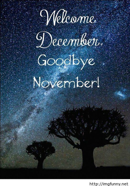 Goodbye November 2015 wallpaper