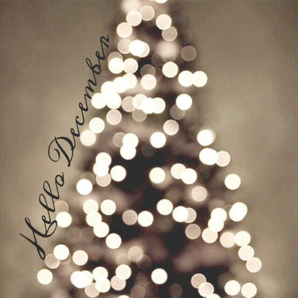 Hello December 2016