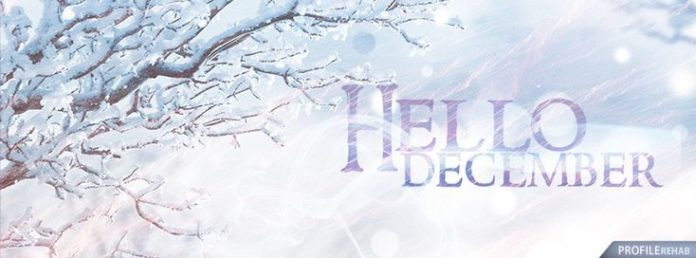Hello December Pictures for Facebook - Hello December Pics for FB Preview