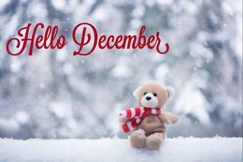 Hello December Quotes With Beautiful. QuotesGram