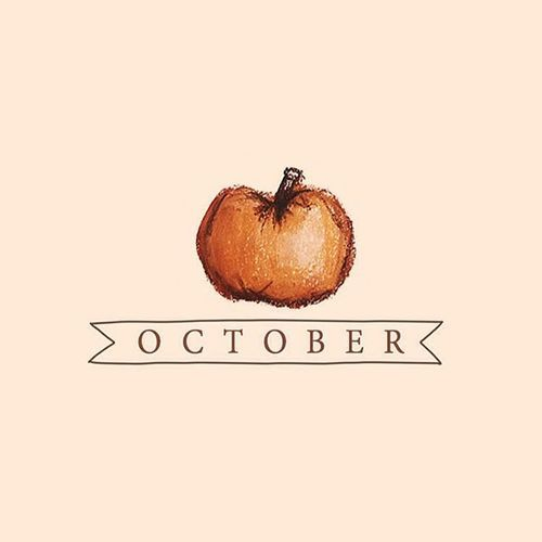 October wallpapers are now up on my blog! This marks ONE YEAR since my first eve...