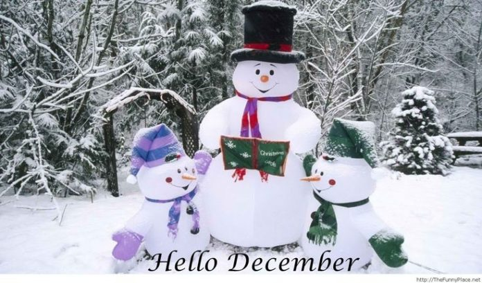 hello december tumblr - Free Large Images