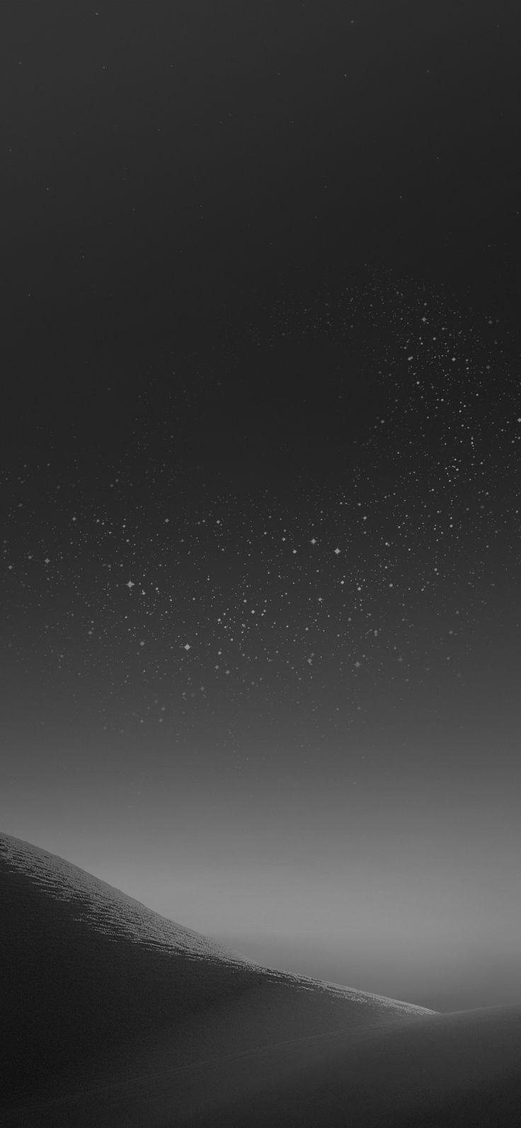 Iphone X Wallpaper Bc37 Galaxy Night Sky Star Art Illustration