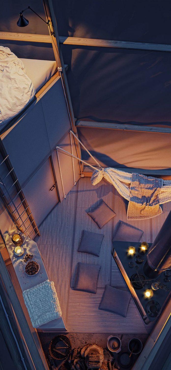 nz53-home-city-night-light-interior-nature via iPhoneXpapers.com - Wallpapers fo...