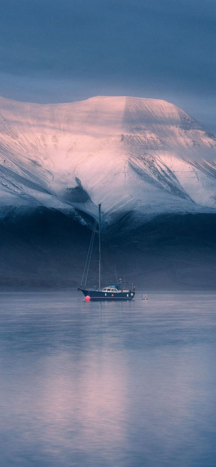 nz70-sea-boat-ship-cold-iceberg-nature via iPhoneXpapers.com - Wallpapers for iP...