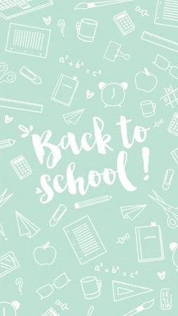 Phone Celular Wallpaper Back To School Cute Wallpaper For Iphone