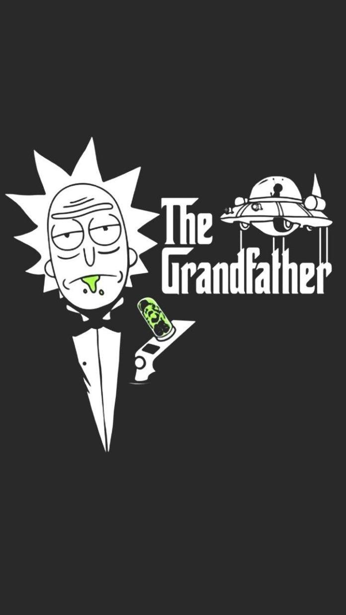 《Rick Sanchez / The Grandfather》
