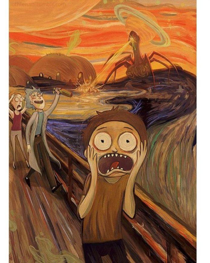 1,556 Beğenme, 22 Yorum - Instagram'da Rick and Morty Memes (Richard Buhn.m...