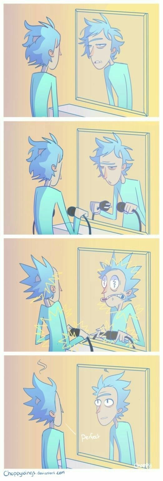Rick and Morty Wallpaper iphone : Funny Memes 'Rick and