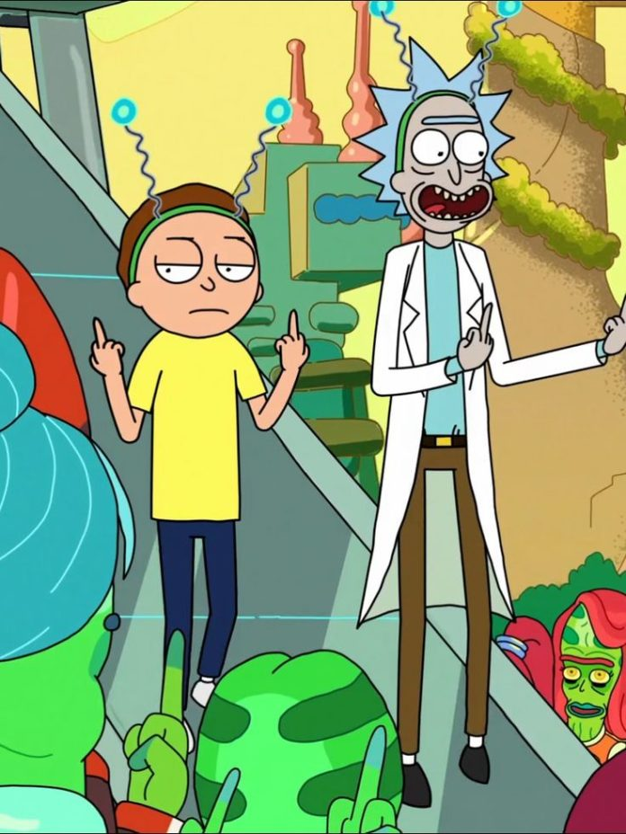How to dress like Rick or Morty for Halloween