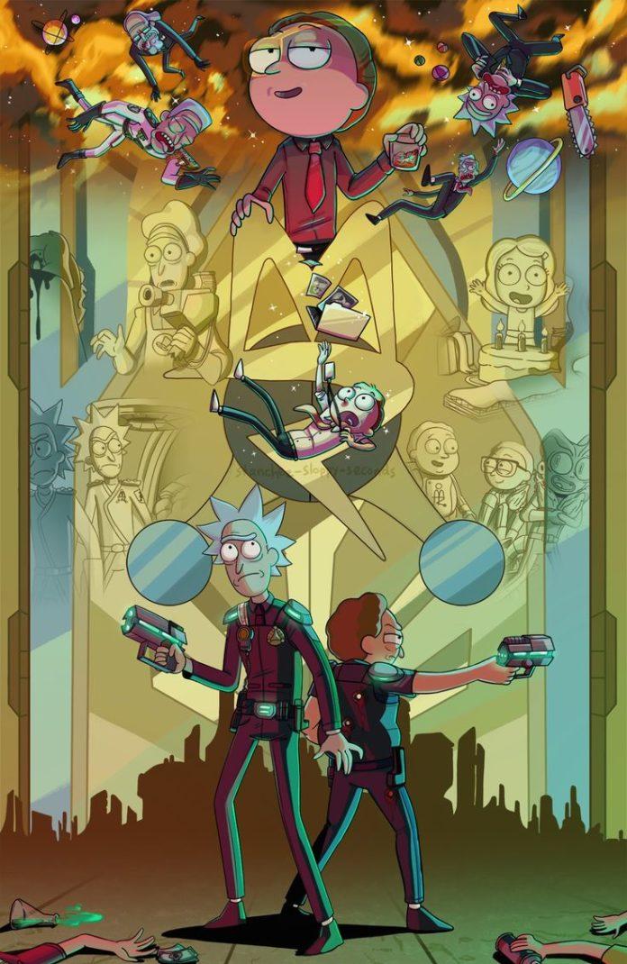 Terceira temporada fala de tudo o que aparece na imagem mais ainda não tem dubl...