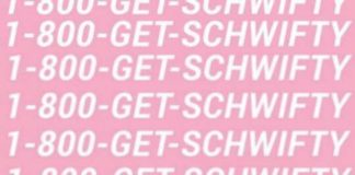 You gotta get schwifty