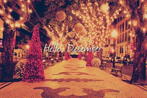 Hello December =)