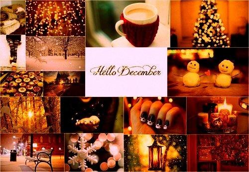 Hello, December ;)