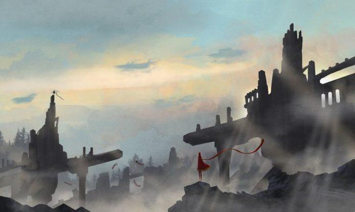 Forgotten Path - Journey fan art