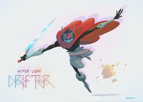 Hyper Light Drifter wallpaper