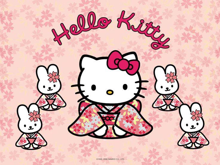 Hello December Wallpaper Cute Hello Kitty Hd Wallpaper