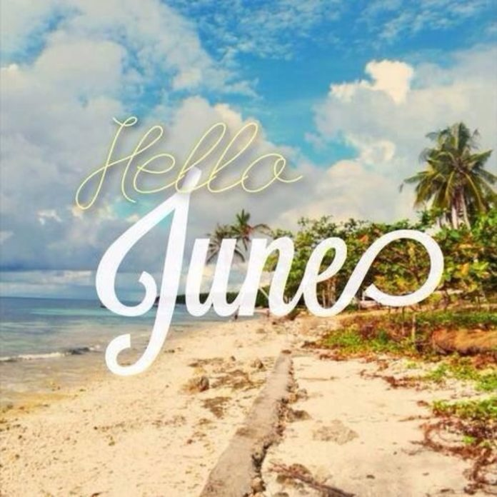 June 1, 2014- Hello June!  This month I will be more committed to pinning one pi...