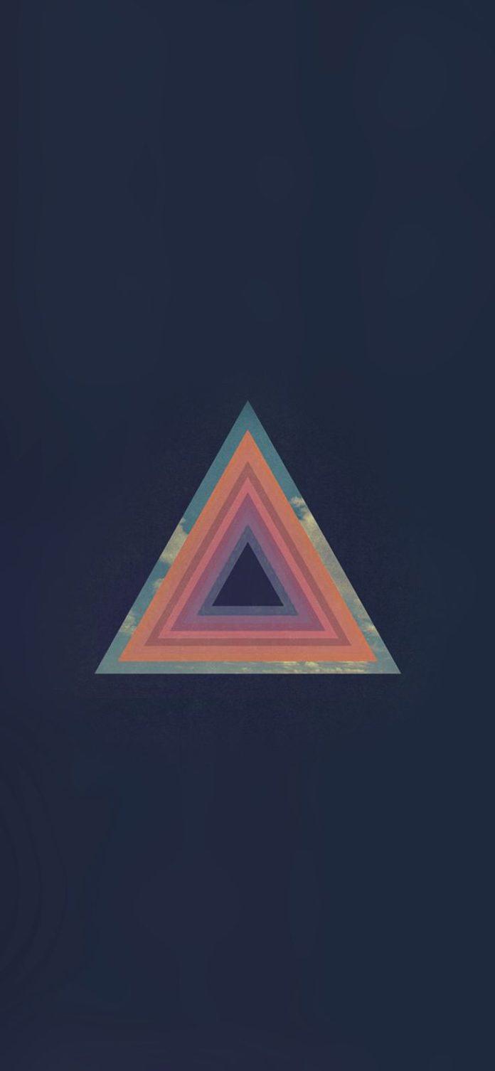 az78-tycho-minimal-logo-dark-illustration-art-blue via iPhoneXpapers.com - Wallp...