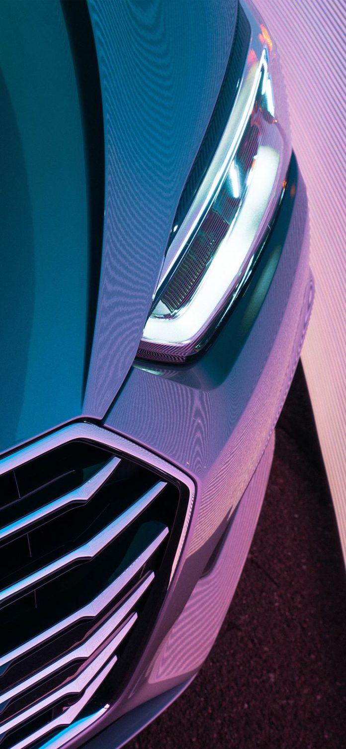be70-car-headlight-audi-art-illustration via iPhoneXpapers.com - Wallpapers for ...