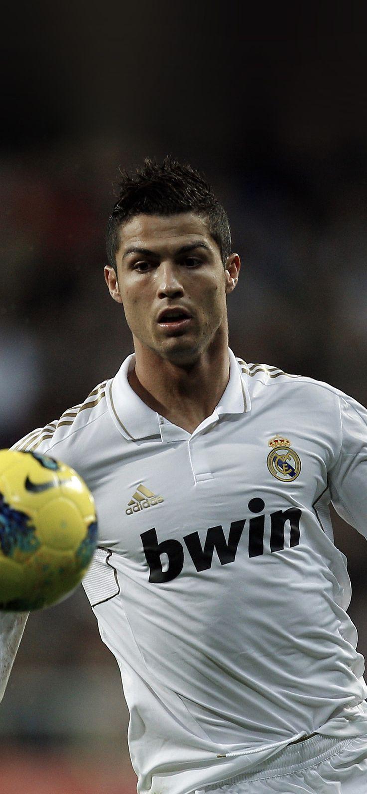 Iphone X Wallpaper Hq05 Ronaldo Football Soccer Realmadrid Sports