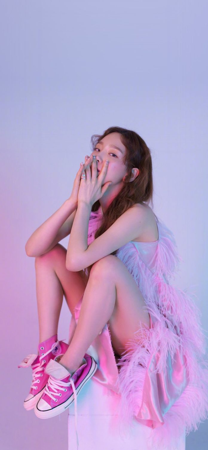 hq49-kpop-girl-taeyeon-girl-snsd via iPhoneXpapers.com - Wallpapers for iPhone X