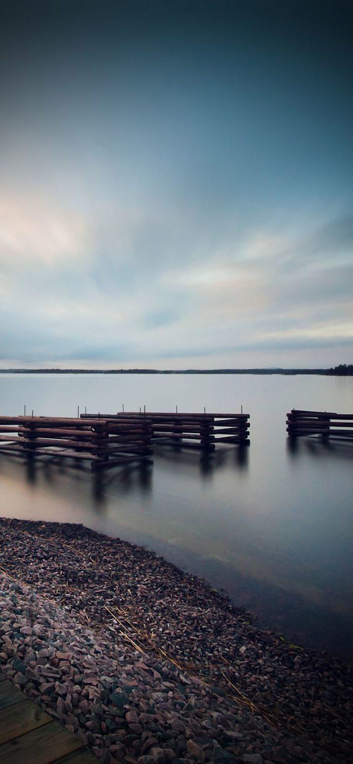 mr36-lake-calm-nature-beautiful-sea-water-vignette via iPhoneXpapers.com - Wallp...