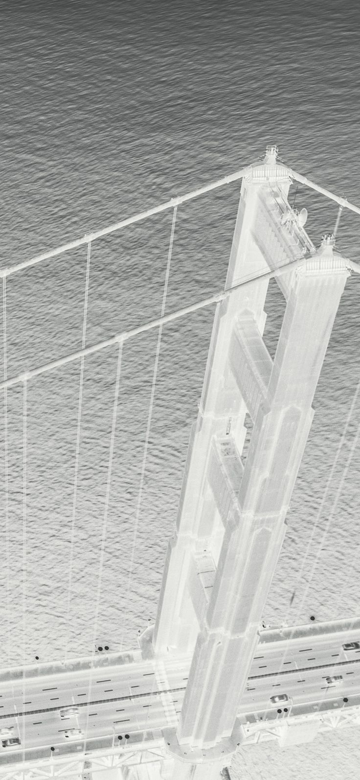 Iphone X Wallpaper Ms53 Bridge River Nature City White Bw Via