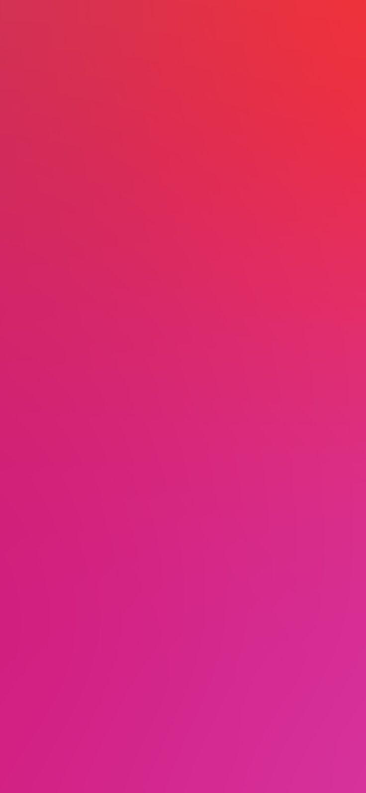 Iphone X Wallpaper Sm90 Hot Pink Red Blur Gradation Via