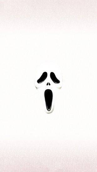 Scream - The iPhone Wallpapers