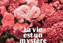 belle phrase, bouquet de fleurs rose et rouge, fond d'écran iphone avec cit...