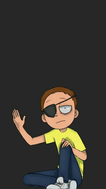 Evil Morty((Rick and Morty))