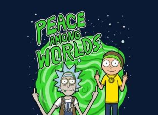 Rick And Morty Peace Among Worlds