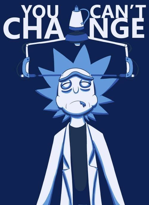 Rick Sanchez, Rick and Morty fan art