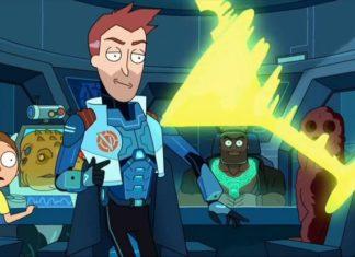 Rick and Morty Season 3 Episode 4 Wallpaper Vindicators 3 - Live Wallpaper HD
