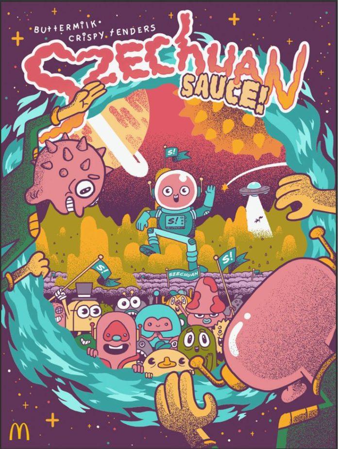 Rick and Morty Szechuan Background Wallpaper - Best Wallpaper HD