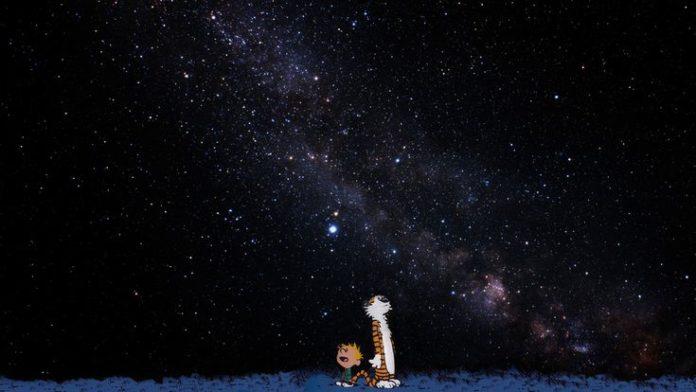 calvin hobbes space - Google-haku