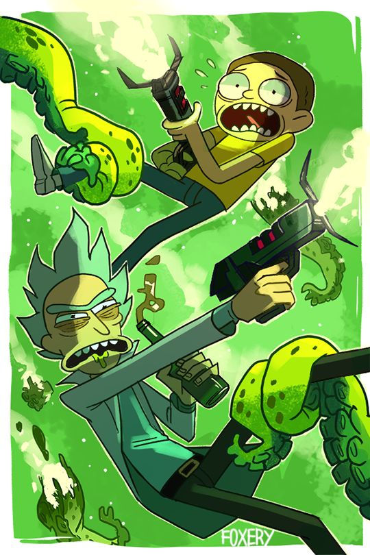 Rick And Morty Wallpaper Iphone Foxery Watch Rick N Morty