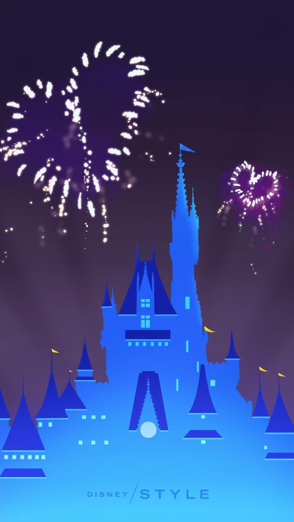 Get Your Phone Ready for Valentine's Day With These Disney Parks Wallpapers